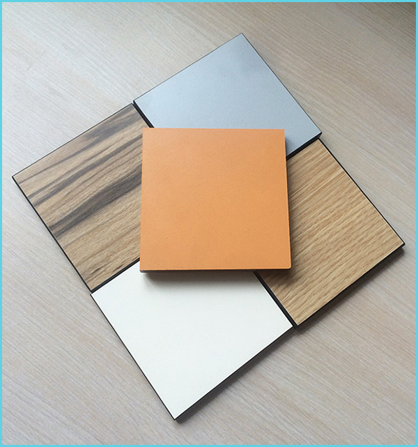 Water proof and moisture resistant compact laminate hpl