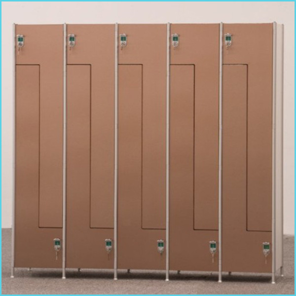 locker for changing rooms