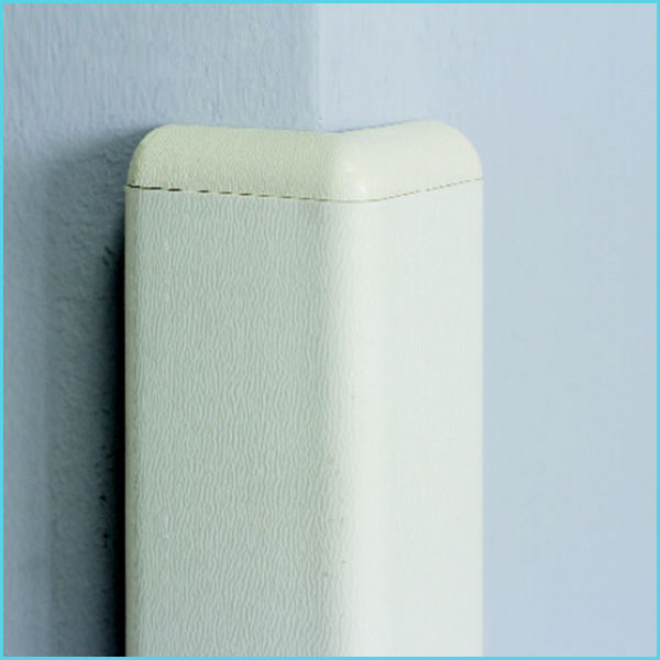 nylon plastic pvc rubber wall corner guard for hospital school hotel
