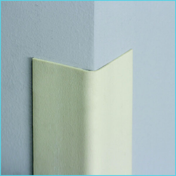 nylon plastic pvc rubber wall edge protector for hospital school hotel