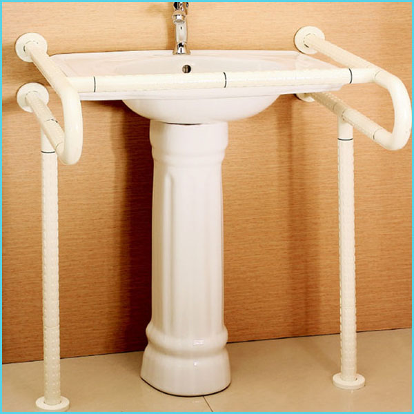 antibacterial toilet grab bar for the disabled