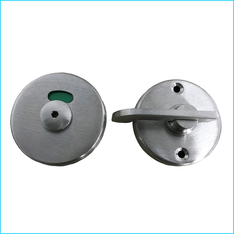 T-04 Toilet Cubicle Partition Indication Lock